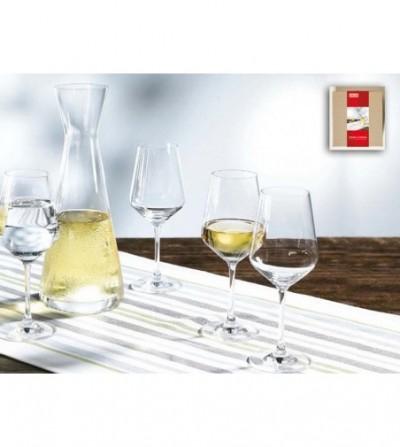 Set pahare si carafa vin Harmony
