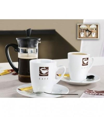 Set cani cafea RAVENNA KAFFEE